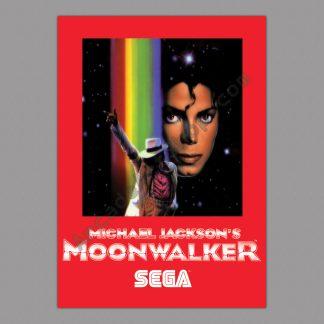 Moonwalker poster