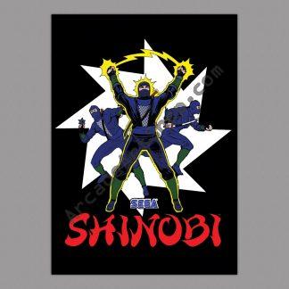 Shinobi poster