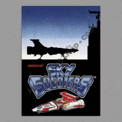 Sky Soldiers poster