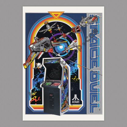Space Duel poster