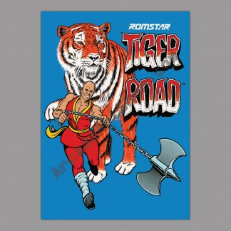 Tiger Road poster