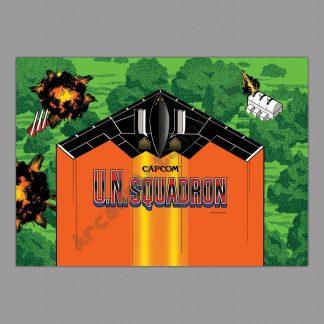 UN Squadron (Ver.2) poster