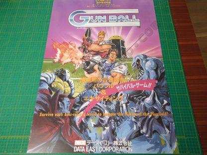 gunball poster