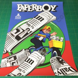 Paperboy poster