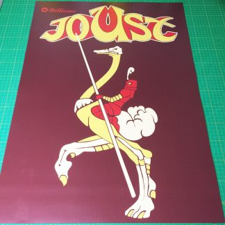 Joust poster