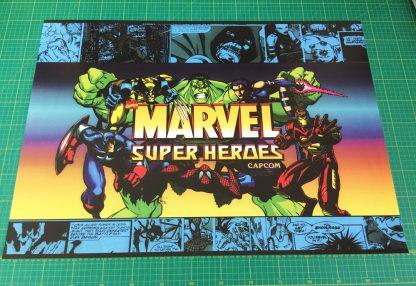 Marvel Super Heroes poster