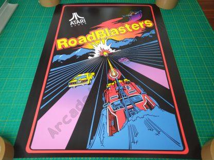 RoadBlasters poster