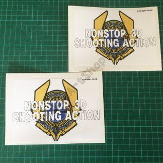 Virtua Cop 2 CPT-2201-D-UK