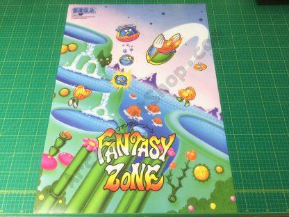 Fantasy Zone poster