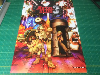 Metal Slug 3 poster