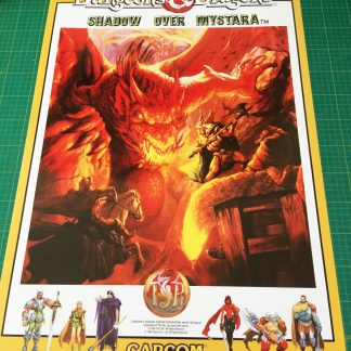Dungeon and Dragons SOM poster