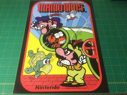 Mario Bros poster