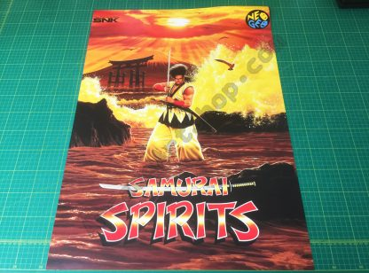 Samurai Spirits poster