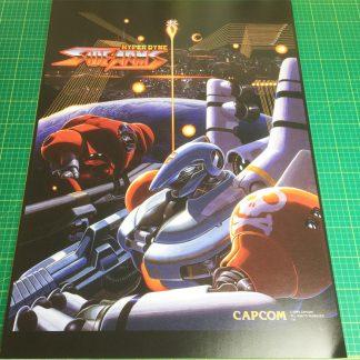 Side Arms Hyperdyne poster