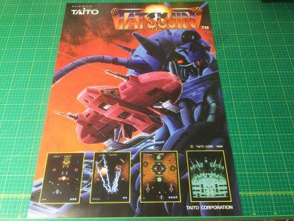 Tatsujin poster