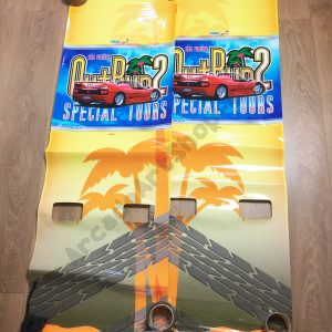 OutRun 2 SP DLX nos side art