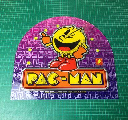 pac-man original marquee