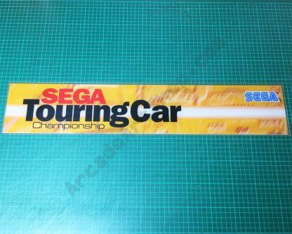 Sega Touring Car Championship marquee