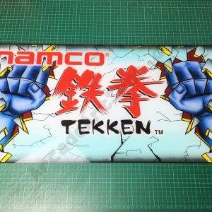 Tekken 1 marquee