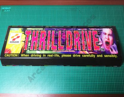 Thrill Drive marquee
