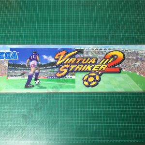 Virtua Striker 2 marquee