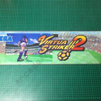 Virtua Striker 2 marquee