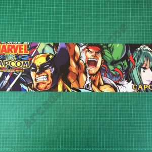 marvel vs capcom marquee