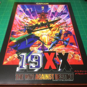 19XX poster
