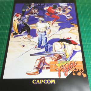 Final Fight poster