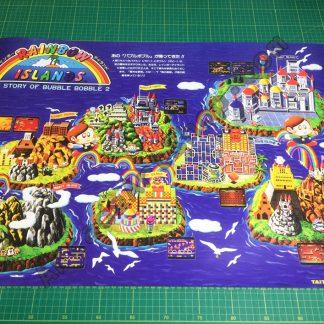 Rainbow Islands poster