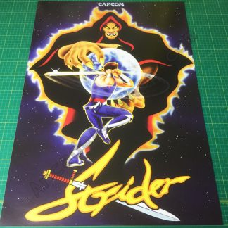 Strider poster