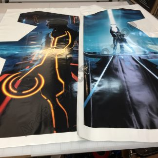 TRON Legacy full side art pair