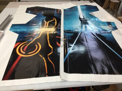 TRON Legacy full side art pair