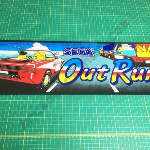 outrun upright plexi marquee