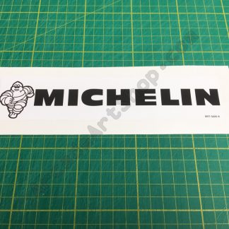 Sega Rally 2 Michelin logo SRT-0220-A