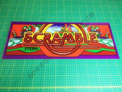 scramble plexi marquee