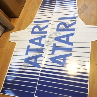 Atari System 1 side art pair