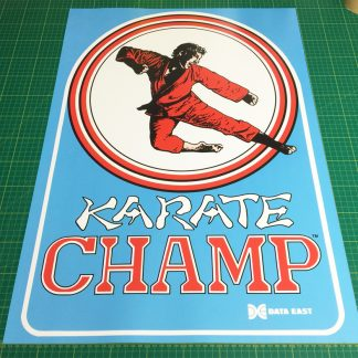 Karate Champ poster