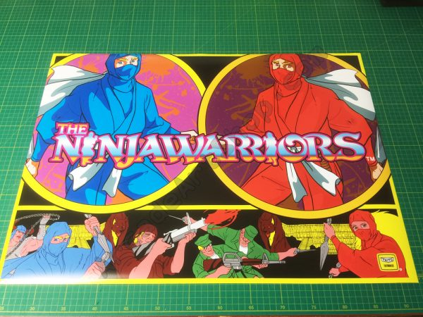 Ninja Warriors poster