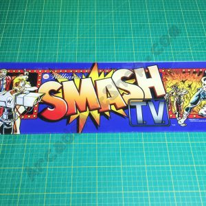 Smash TV plexi marquee
