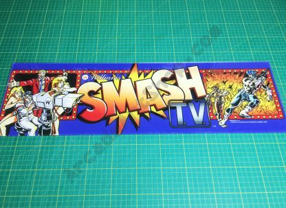 Smash TV plexi marquee