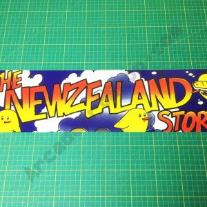 The New Zealand Story marquee