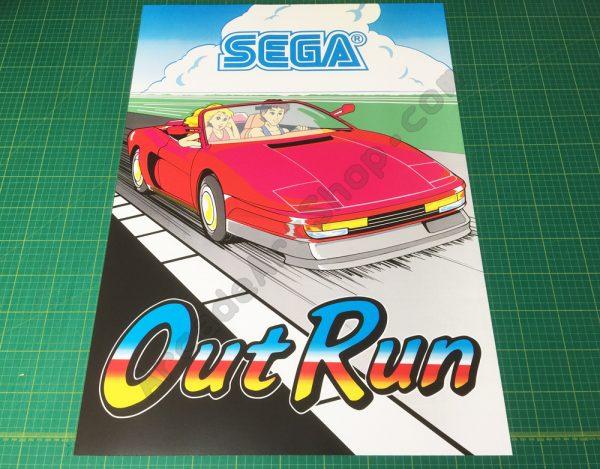 OutRun poster