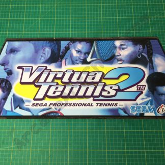 Virtua Tennis 2 original marquee