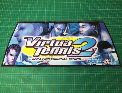 Virtua Tennis 2 original marquee