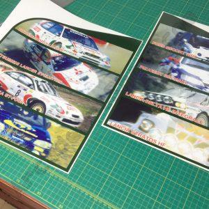 SRT-0201-B D Sega Rally 2 billboard