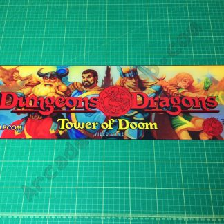 Dungeons and Dragons TOD marquee