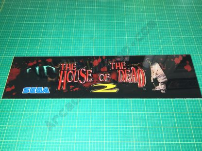 House of the Dead 2 marquee HOTD2