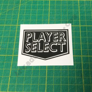 Player Select decal