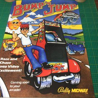 Bump 'n Jump poster